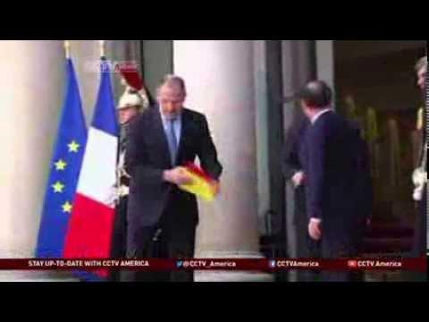 Crisis in Ukraine: Kerry and Lavrov Meet in Paris