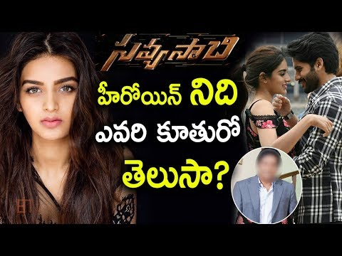 Unknown And Interesting Facts About Savyasachi Movie Actress Nidhi Agarwal | Tollywood Nagar