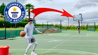 BREAKING EVERY BASKETBALL WORLD RECORD!