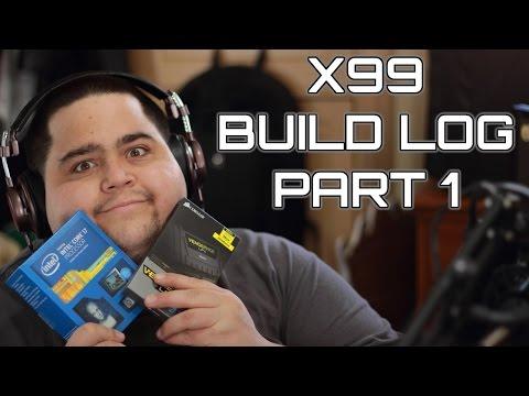 2015 X99 Silent PC Build | Part 1