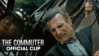 "The Commuter (2018 Movie) Official Clip ""Release The Latch"" – Liam Neeson"