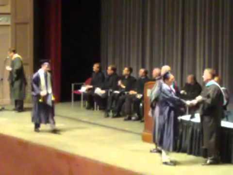 Hayden High School graduation 2011
