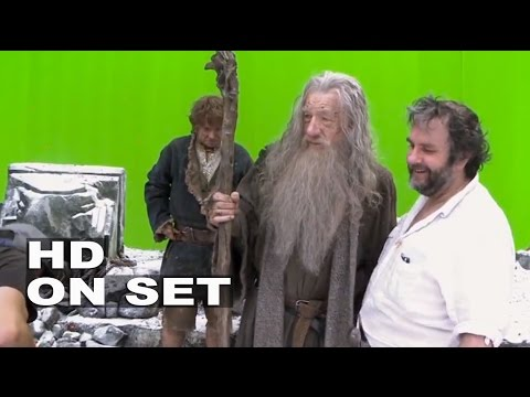 The Hobbit: The Battle Of The Five Armies: Behind The Scenes Full Movie Broll