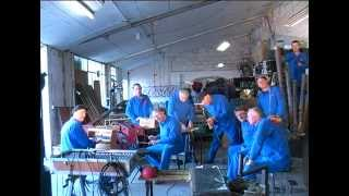 Carmen - Using tools to make music.