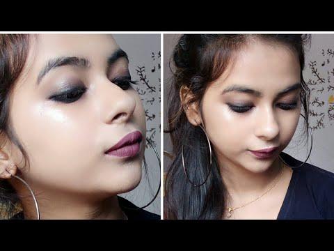 Classic smokey Eyes (2 Minutes ) With Kajal    Stay Quirky Badass Kajal   How to do smokey eyes look