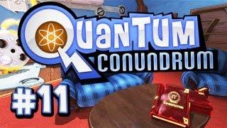 Quantum Conundrum #11 - Let's Play Quantum Conundrum Gameplay German / Deutsch