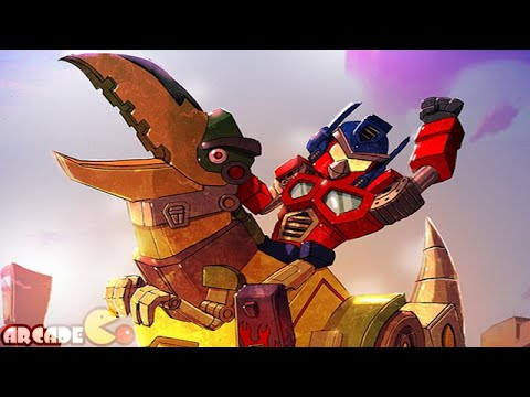 Angry Birds Transformers: New