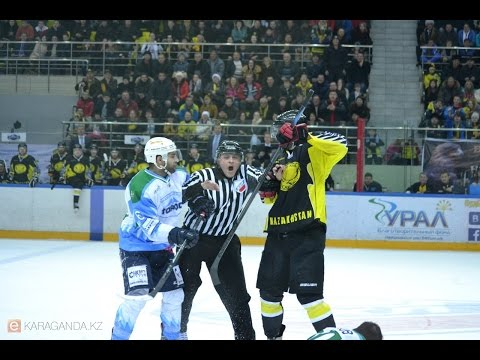 «Сарыарка» - «Торос» 4:3 Б. Лучшие моменты матча