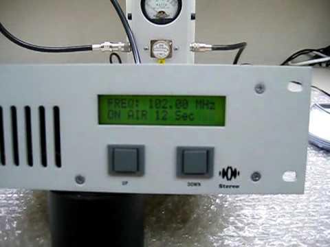Tugicom - TX25A fm transmitter 25w professional broadcast