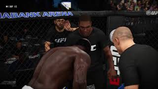 EA SPORTS™ UFC® 3_kimbo Slice vs Fabrici Verdum That's how you defend your Title