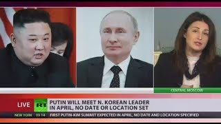 Putin and Kim Jong Un will hold a top-sectet meeting in April