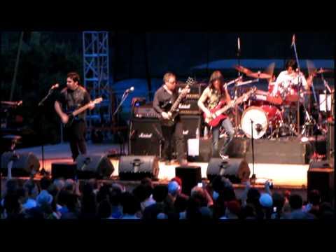 Blue Oyster Cult - Godzilla Live @ ARTPARK Lewiston NY 6-16-09