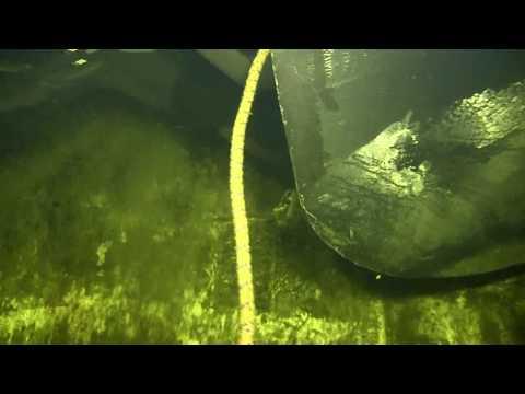 Дефектация гидротурбины водолазами