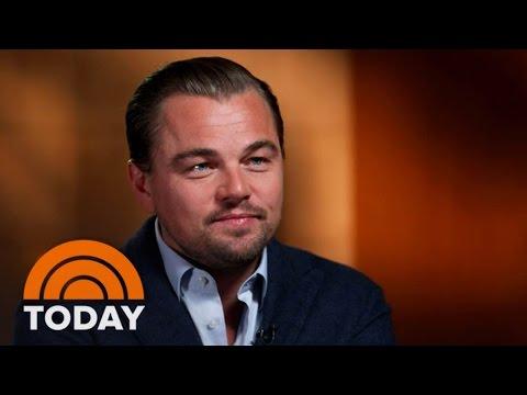 Leonardo DiCaprio: Grueling Filming Of 'The Revenant' 'Was Like Live TV' | TODAY