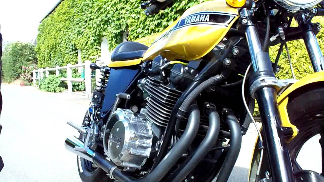 Yamaha Fzx 750 Cafe Racer Cafe Racer 750 xs Yamaha