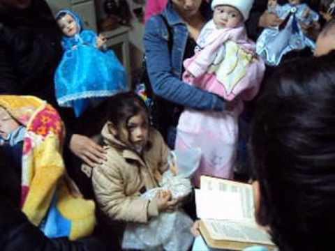 Levantamiento de Niños Dios