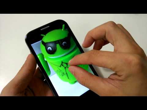 HDC Galaxy S4 Hands-on. the First Samsung Galaxy S4 Clone