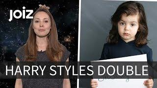 2-jähriges Harry Styles Double - KÖNIG OF THE INTERWEBZ