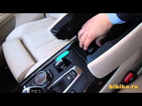 Тест драйв BMW X5 F15 2014   часть 1
