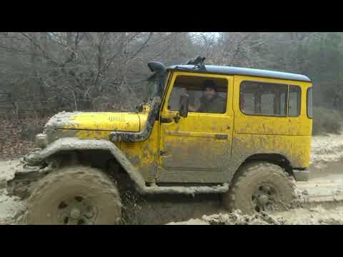 EXTREME OFFROAD @BELGRAD ''26-01-2014'' **land rover-jeep-nissan-toyota**HD