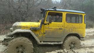 Land Rover Discovery, Nissan Patrol, Jeep Cherokee WJ, Toyota FJ40 extreme offroad