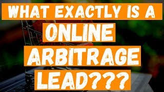 What Is A OA Lead? Online Arbitrage Leads Using Tactical Arbitrage!