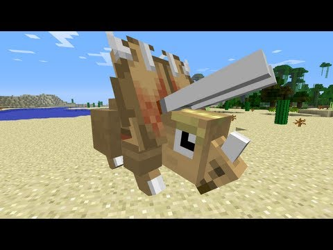 Minecraft Dinosaurs - Part 17 - Octavia. the Rotund!