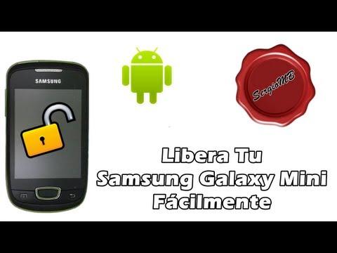Liberar Samsung Galaxy Mini (Español)