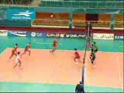 Macau Men's Volleyball Team 2006 (Doha Asian Games) 1