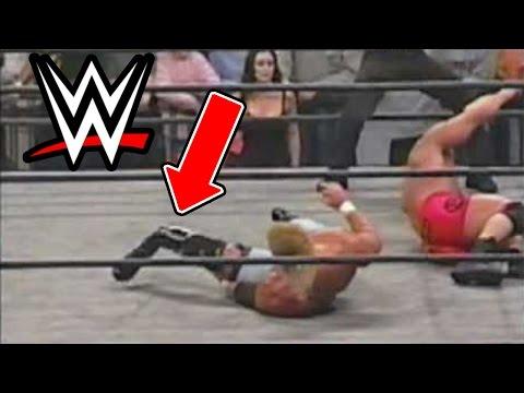 Top 10 Lesiones Captadas Por Cámaras En Vivo de WWE