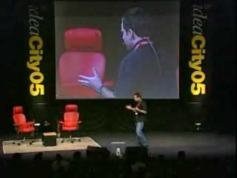 Sam Harris at Idea CIty '05