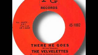 Watch Velvelettes There He Goes video