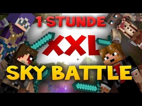 Minecraft: SKY BATTLE - XXL Folge | PvP Special [Deutsch/Full-HD