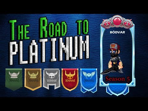 The Long Journey to Platinum (Brawlhalla)