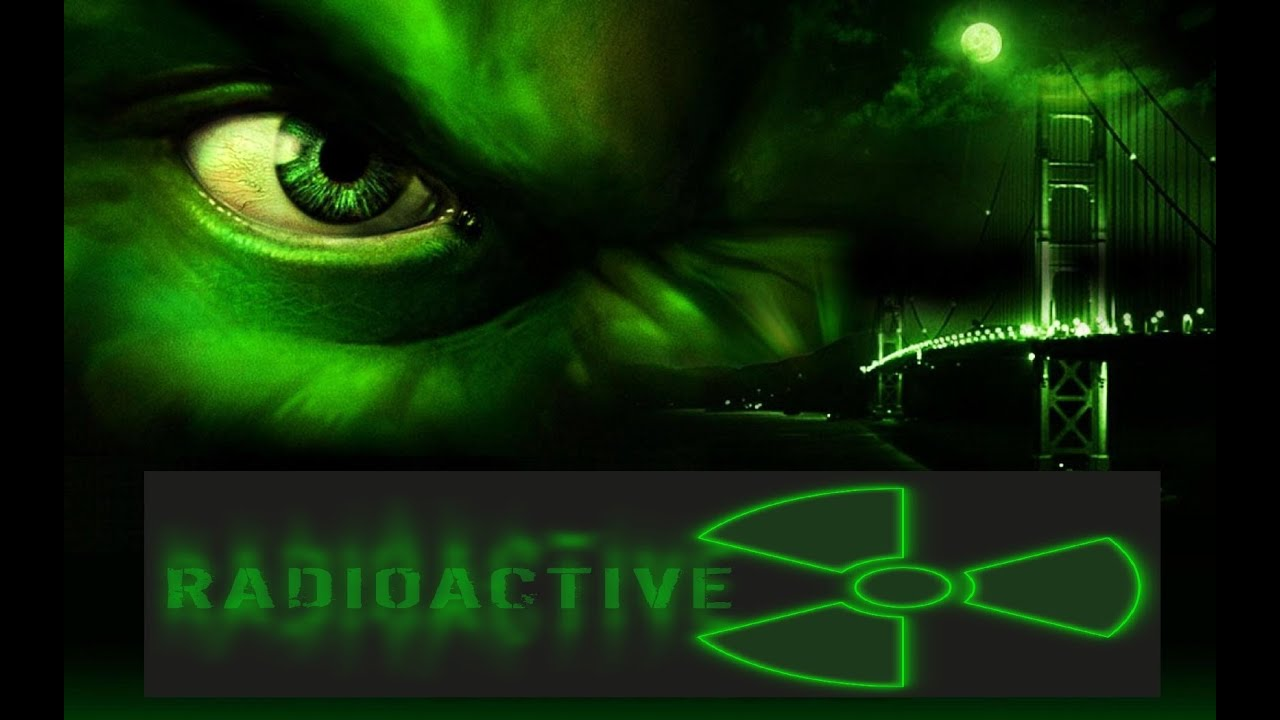 hulk radioactive youtube