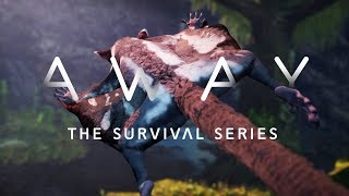 FLYING A SUGAR GLIDER! First Gameplay! | AWAY: The Survival Series Gameplay