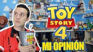 Crítica a TOY STORY 4 (sin spoilers) // Geezuz González