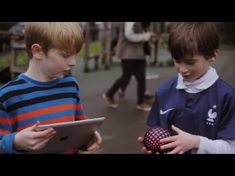 Crave - Hackaball brings the iPad to the playground, Ep. 194