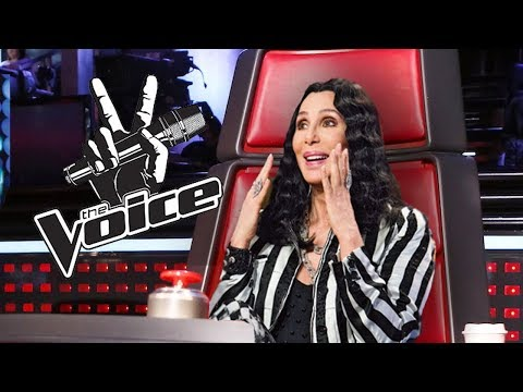 Cher Auditions | The Voice & X Factor