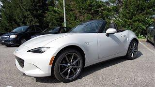 New 2019 Mazda Miata Lutherville MD Baltimore, MD #Z8300013