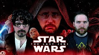 Star Wars: The Last Jedi - Nostalgia Critic