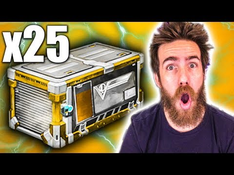 """25 NEW """"VICTORY"""" ROCKET LEAGUE CRATE OPENING!"""