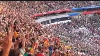 Fake Love Của BTS Được Vang Lên Tại World Cup 2018