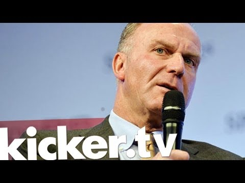 Rummenigge schießt gegen PSG - kicker.tv