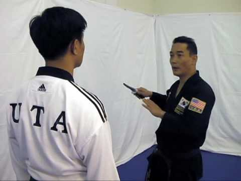 Knife Defense Tips from Mixed Taekwon DVD Image 1