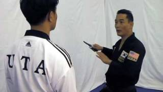 Knife Defense Tips from Mixed Taekwon DVD