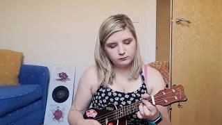 Jealous - labrinth (ukulele cover)