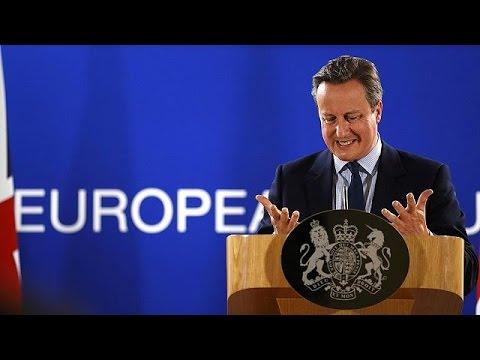 UK PM Cameron bows out at 'final EU summit'