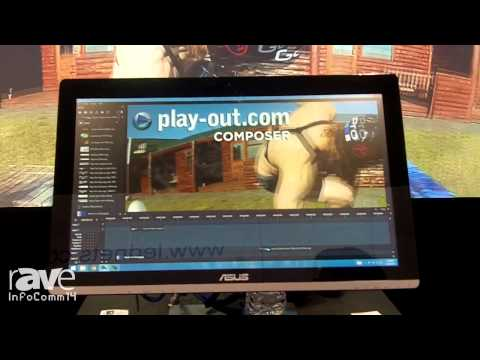 InfoComm 2014: Exxact Corporation Demonstrates Edge-Blending Appliance with Camera Alignment
