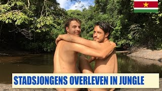 Streetlab - Stadsjongens overleven in de jungle (Suriname)